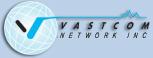Vastcom Network Inc. Logo